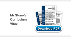 Download Christopher Stone, Medical & Legal Ltd, Cosmetic Surgeon & Medico-legal Expert Curriculum Vitae