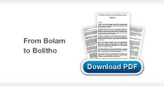 Download Christopher Stone's From Bolam to Bolitho - unravelling medical protectionism publication