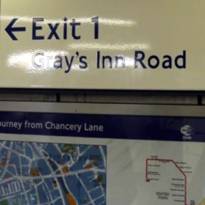 1. Directions to The Expert Academy, London