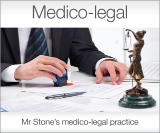 Find out more about Chris Stone's Medico-Legal practice