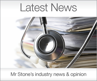 The latest news from Chris Stone, Medical & Legal on surgery and medico-legal