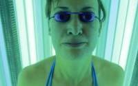 Malignant melanoma risk for sunbed usage