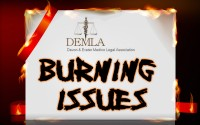 Burning issues in Medico-legal Practice
